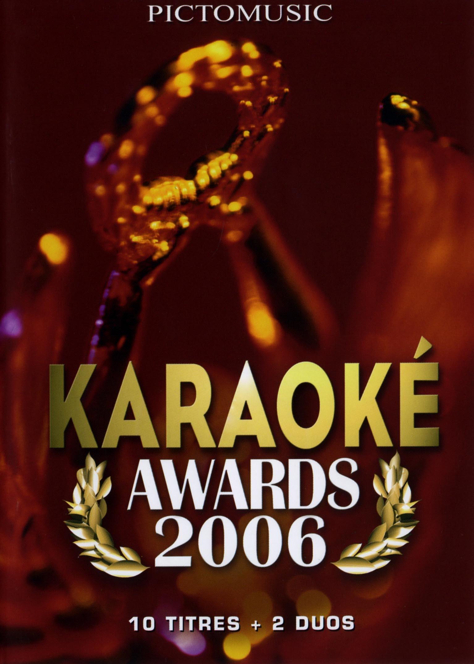 KARAOKE AWARDS 2006