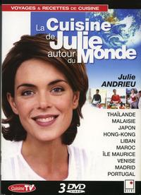 COFFRET JULIE ANDRIEU - 3DVD