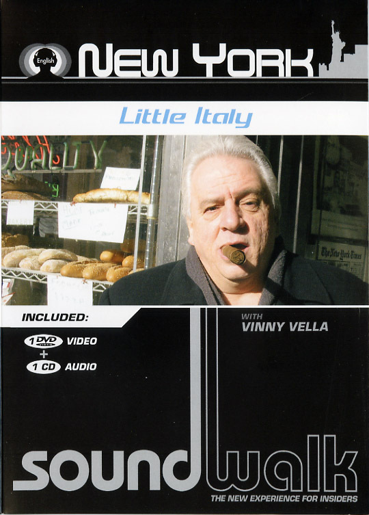 SOUNDWALK LITTLE ITALY ANG-DVD