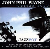 J-PHIL WAYNE - JAZZPOT - CD