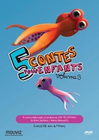 5 CONTES POUR ENFANTS VOL3-DVD