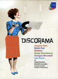 DISCORAMA - 3 DVD