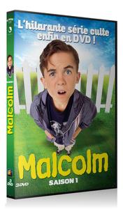 MALCOLM SAISON 1 COFFRET CLASSIQUE - 3 DVD