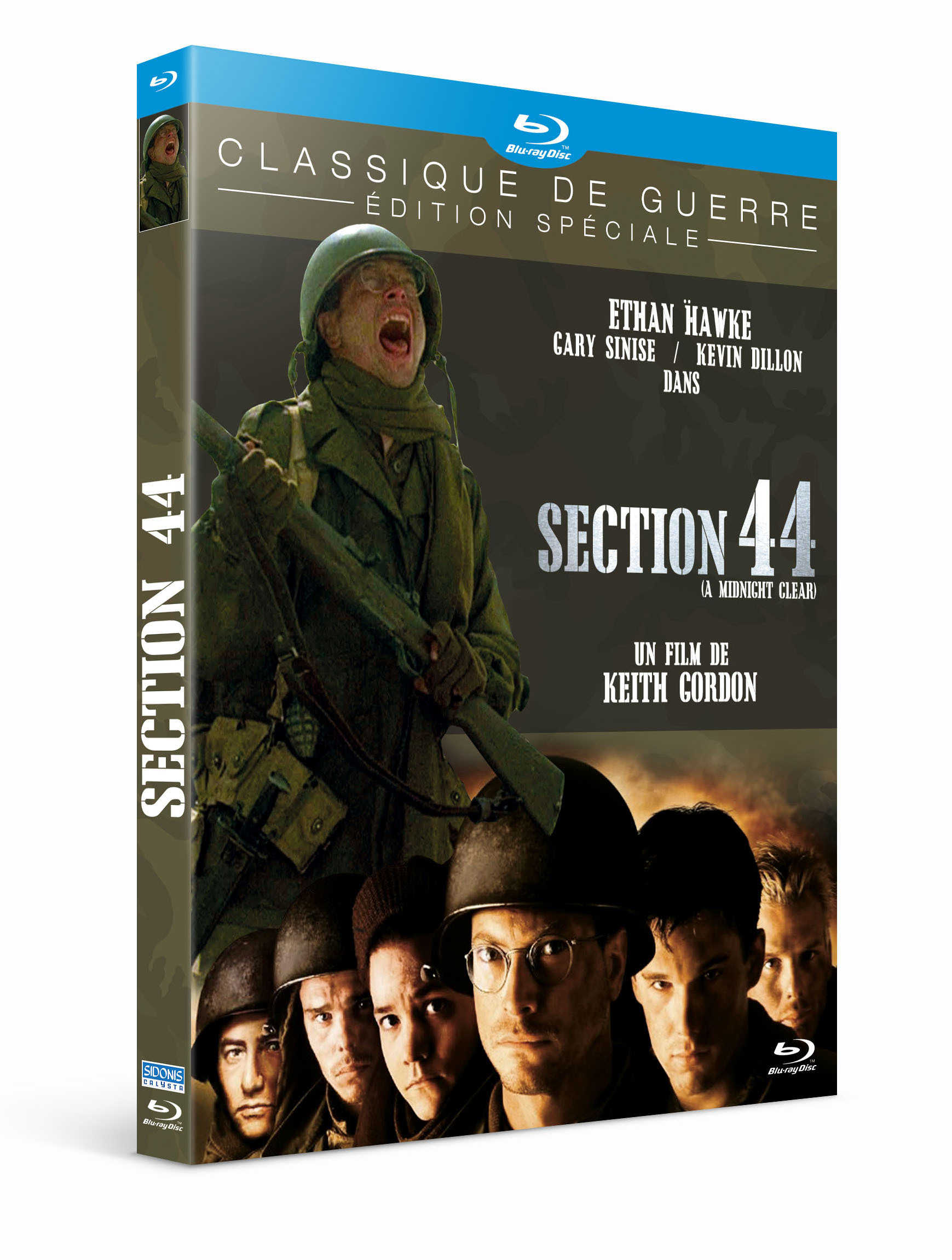 SECTION 44 - BLU RAY