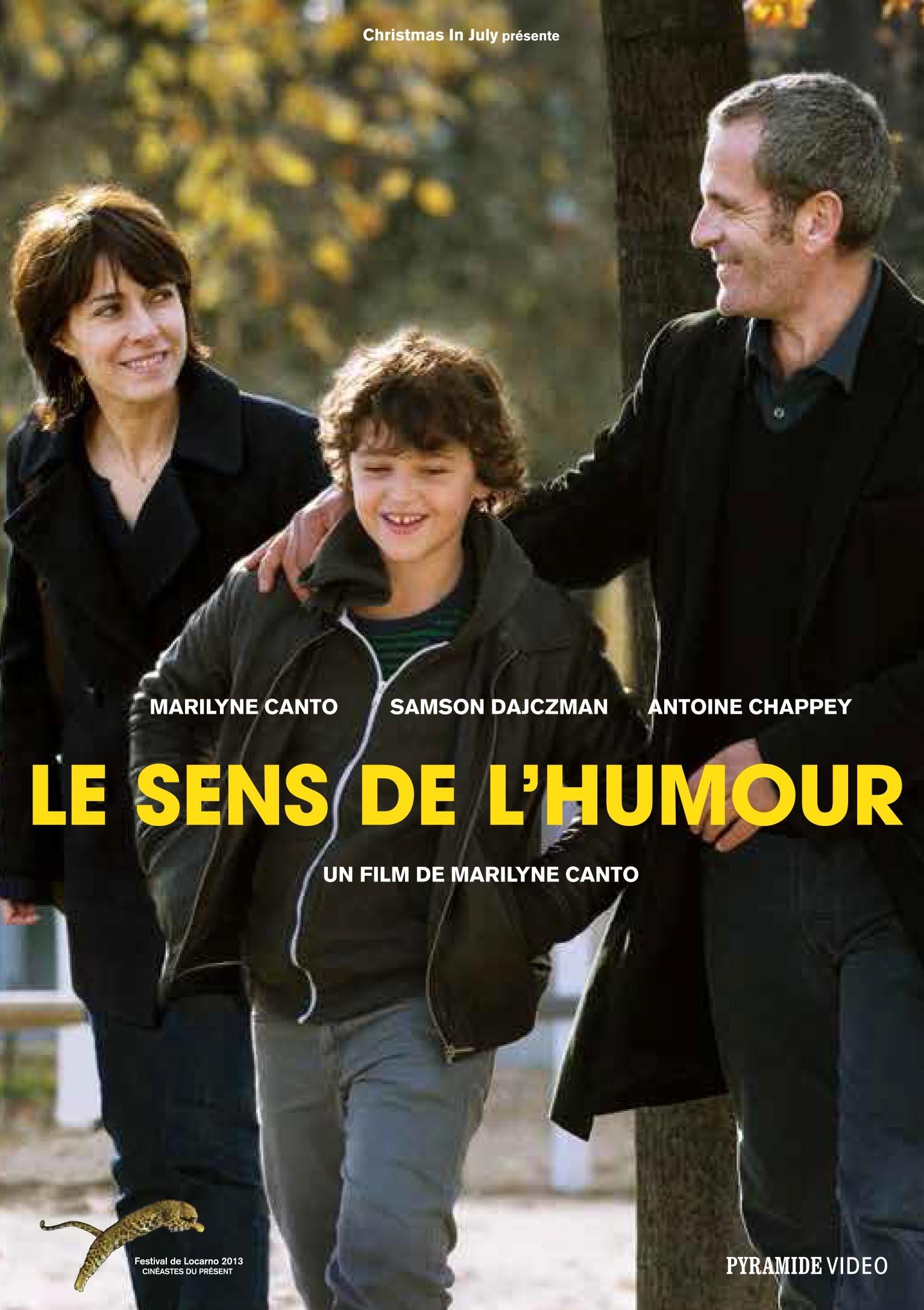 SENS DE L'HUMOUR (LE) - DVD