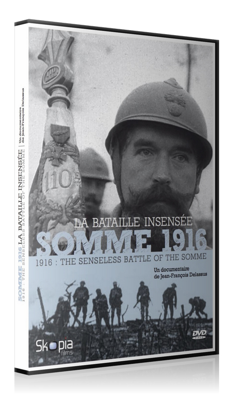SOMME 1916, LA BATAILLE INSENSEE - DVD