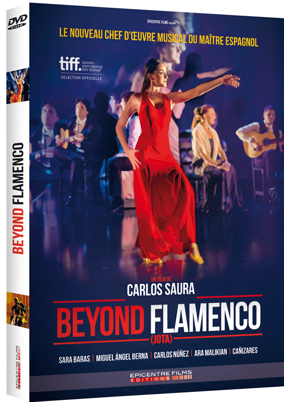 BEYOND FLAMENCO - DVD
