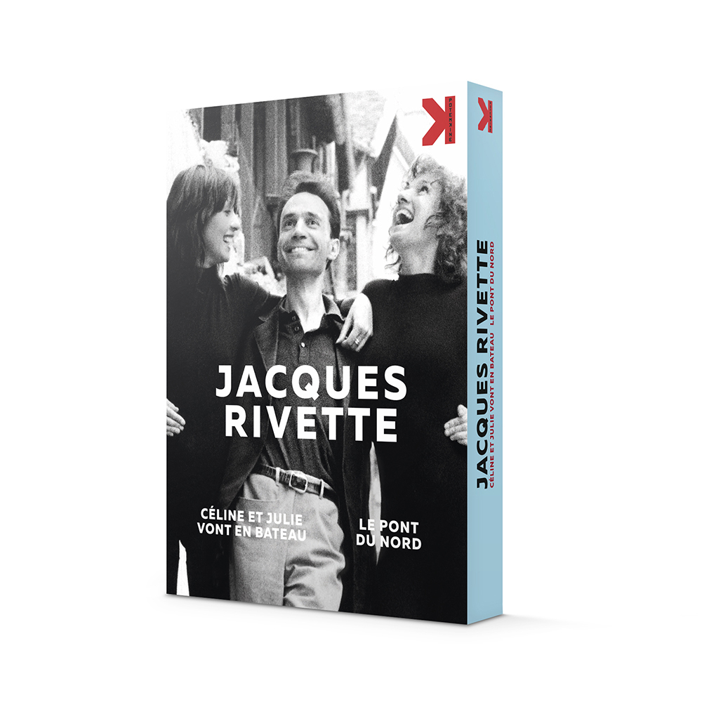 2 FILMS DE JACQUES RIVETTE - 4 DVD