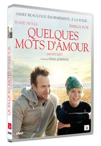 QUELQUES MOTS D'AMOUR - DVD