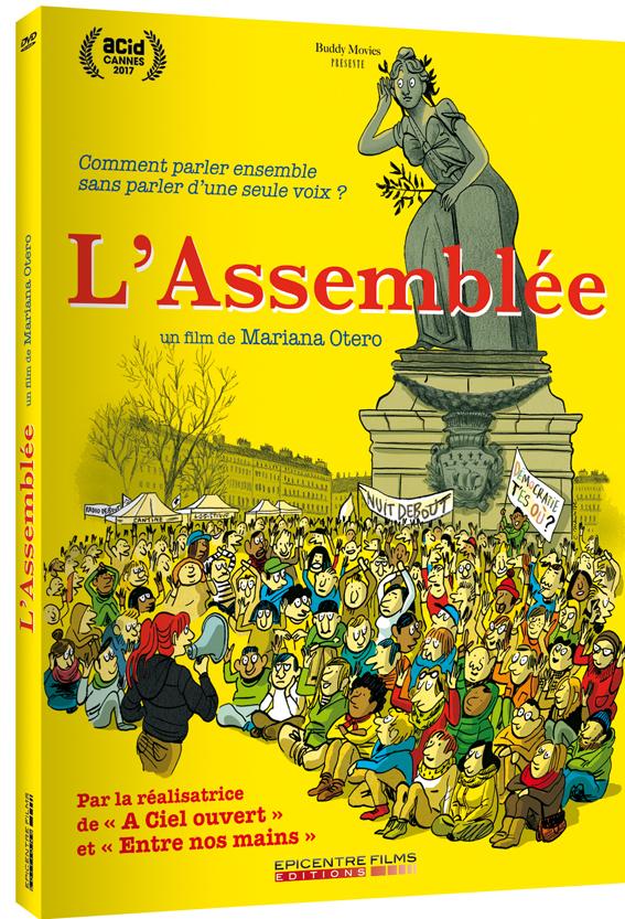 ASSEMBLEE (L') - DVD
