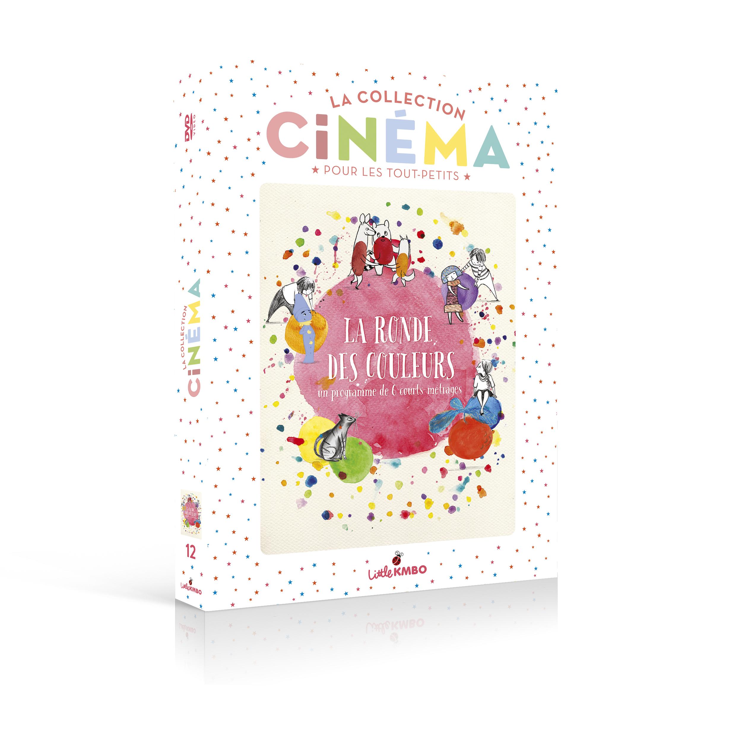 RONDE DES COULEURS (LA) - DVD