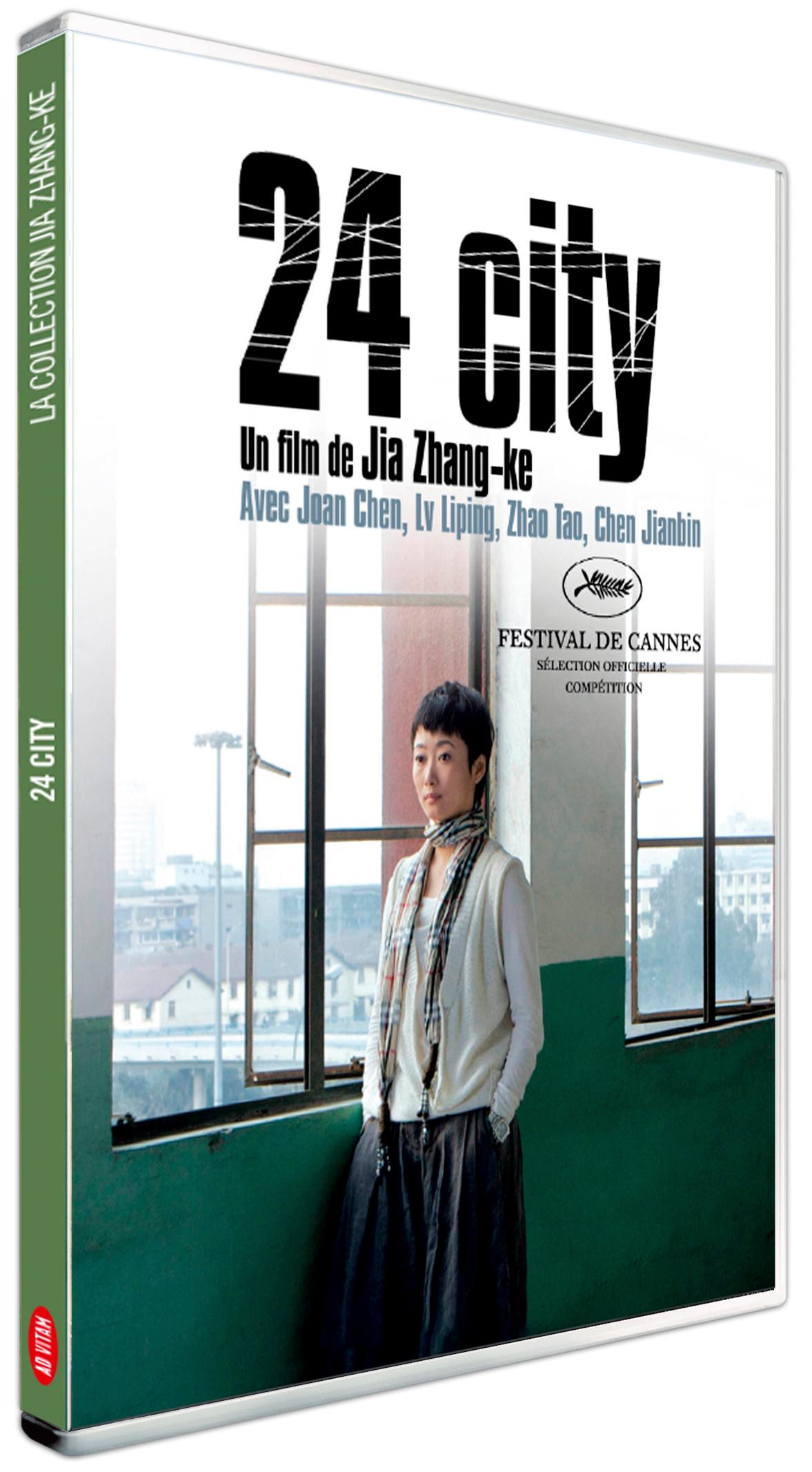 24 CITY - DVD