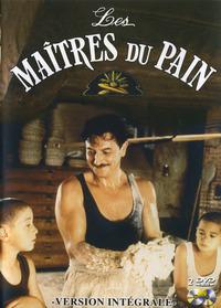 LES MAITRES DU PAIN - 2 DVD  L'INTEGRALE