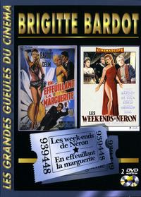 BRIGITTE BARDOT - 2 DVD  LES GRANDES GUEULES DU CINEMA