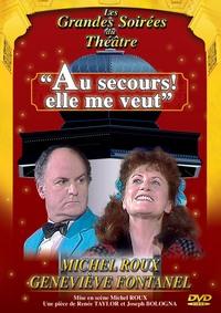 AU SECOURS ELLE ME VEUT - DVD