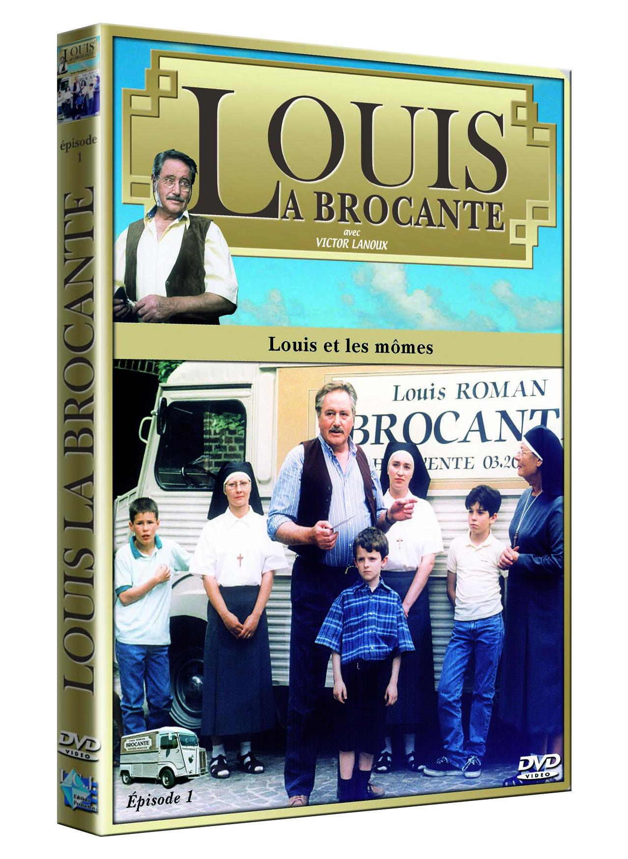 LOUIS LA BROCANTE EPISODE 1 - DVD