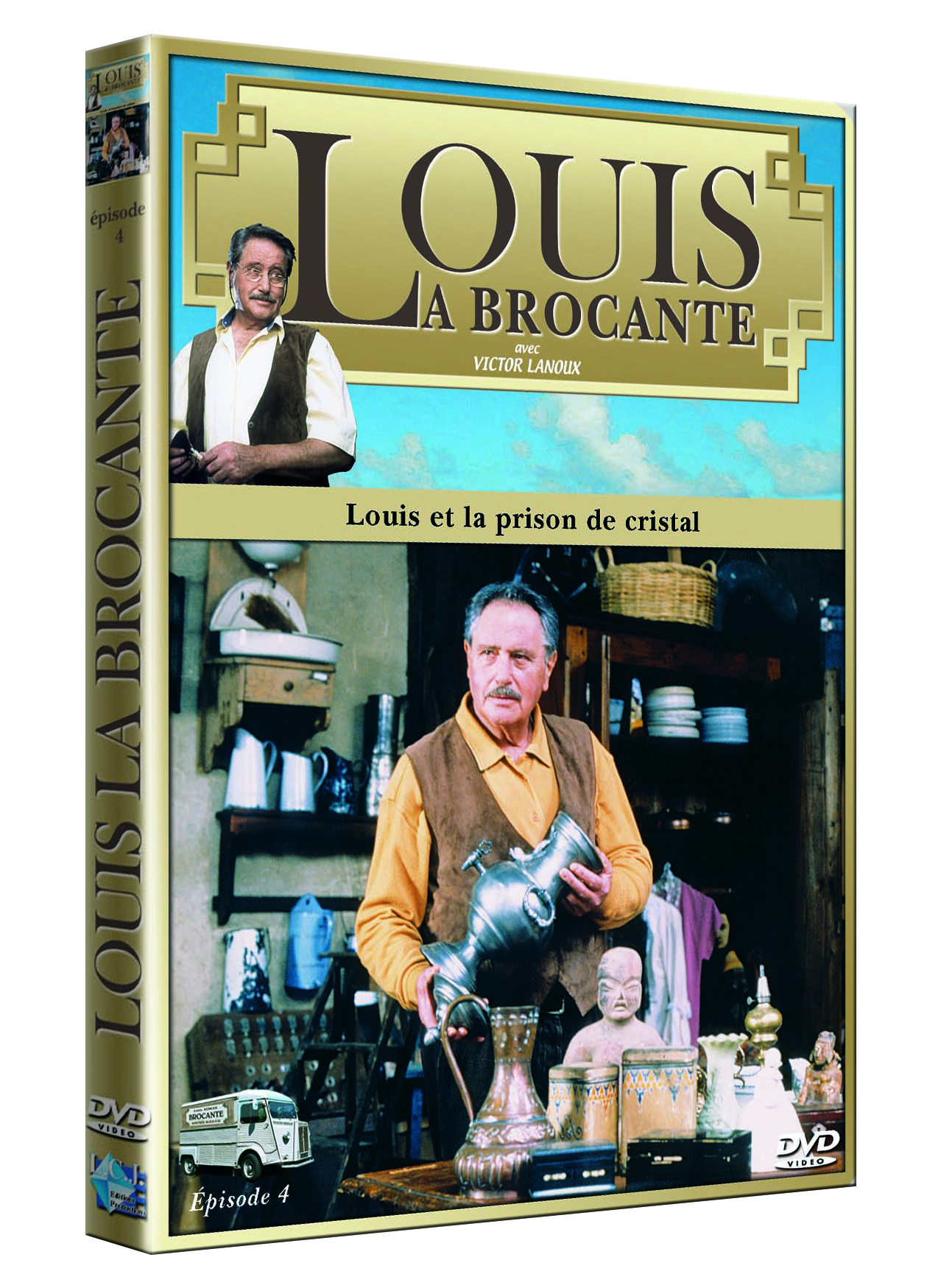 LOUIS LA BROCANTE EPISODE 4 - DVD