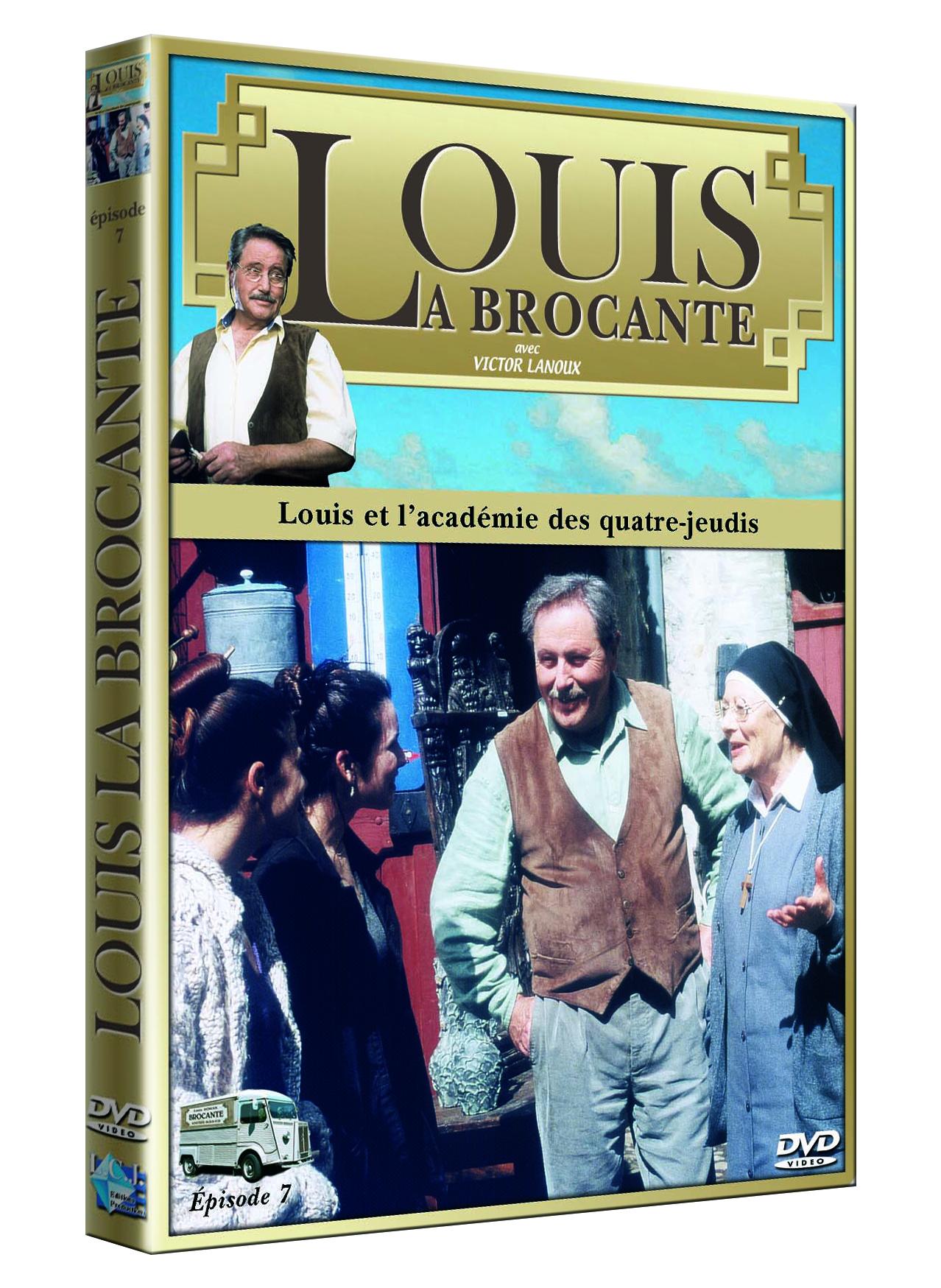 LOUIS LA BROCANTE EPISODE 7 - DVD