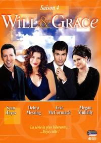 WILL & GRACE SAISON 4 - 4 DVD