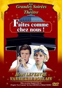 FAITES COMME CHEZ NOUS - DVD