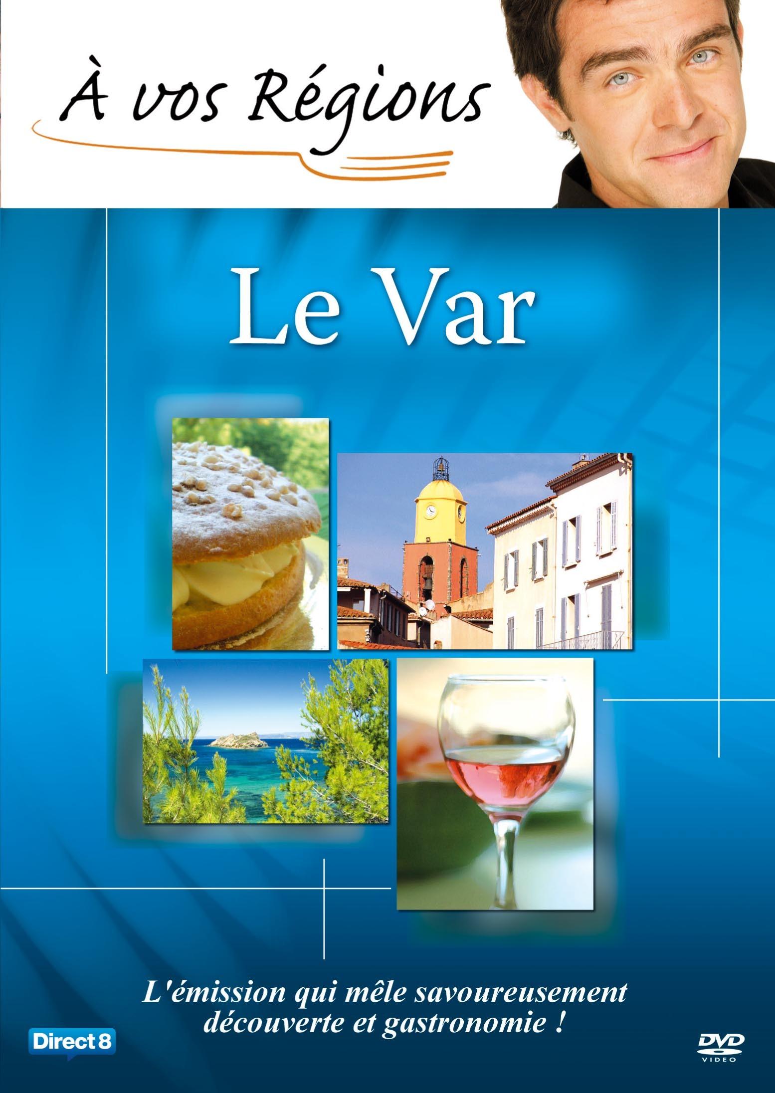 LE VAR - DVD  A VOS REGIONS