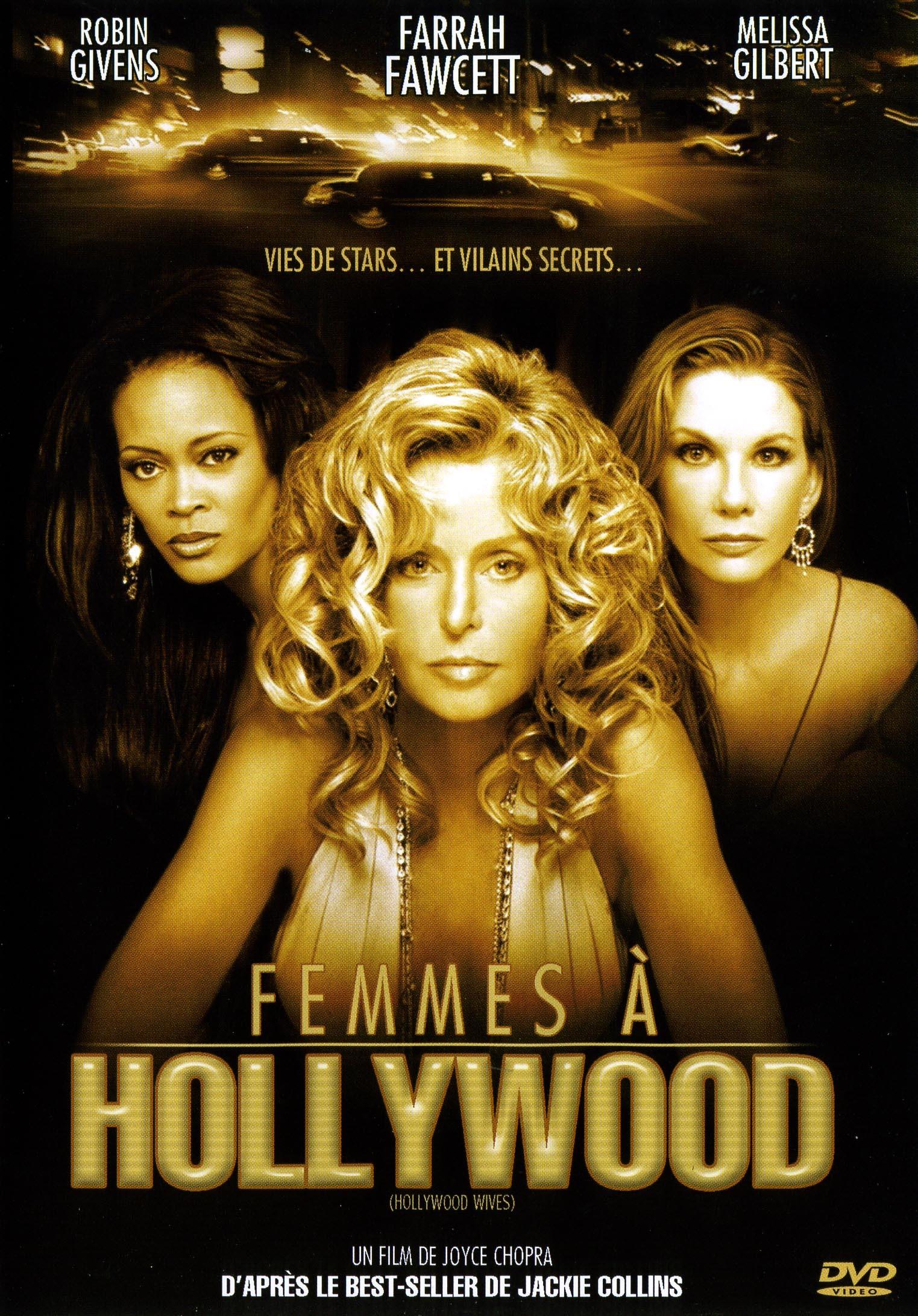 FEMMES A HOLLYWOOD - DVD