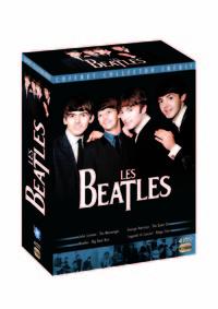 COFFRET LES BEATLES - 4 DVD