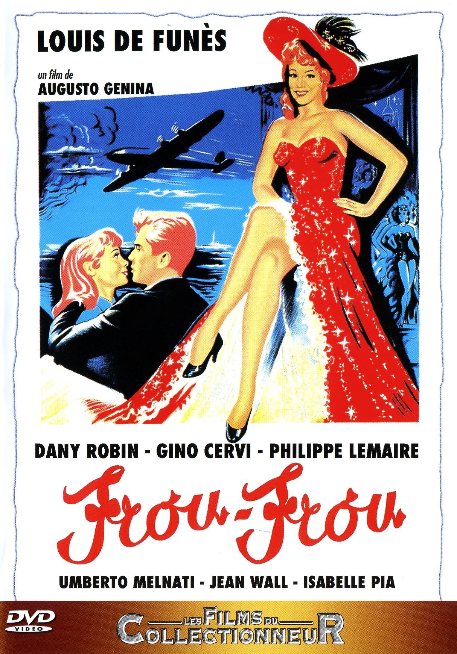 FROU FROU - DVD