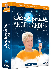 JOSEPHINE ANGE GARDIEN SAISON 6 - 4 DVD