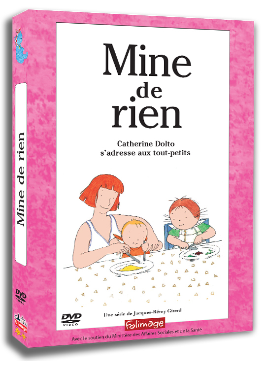 MINE DE RIEN - DVD