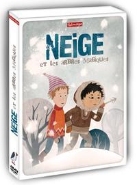 NEIGE ET LES ARBRES MAGIQUES - DVD