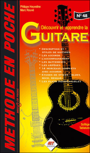 METHODE DE GUITARE N 48