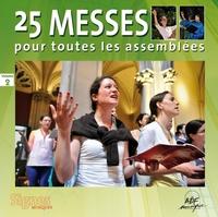 25 MESSES POUR TOUTES LES ASSEMBLEES VOL. 2