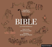BIBLE - 35 RECITS FONDATEURS