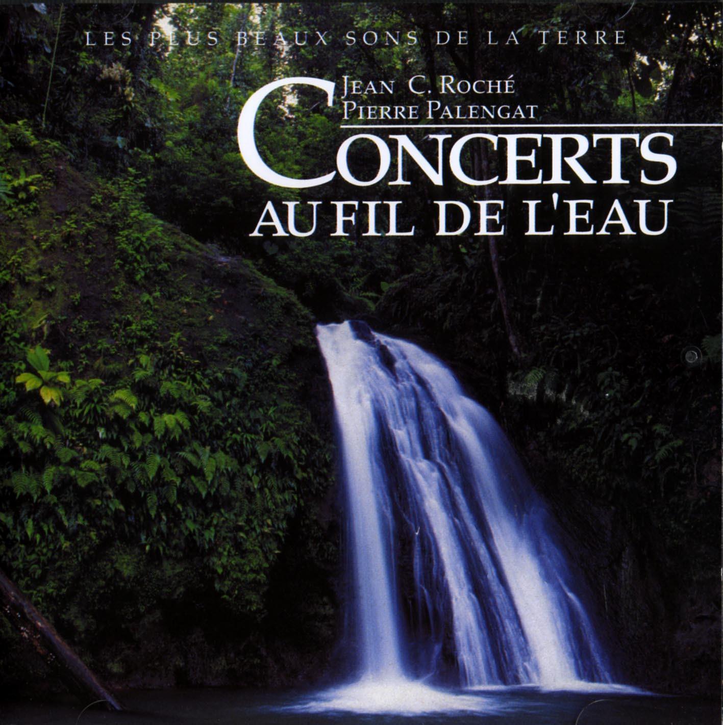 ORIGIN'S - CONCERTS AU FIL DE L'EAU - CD
