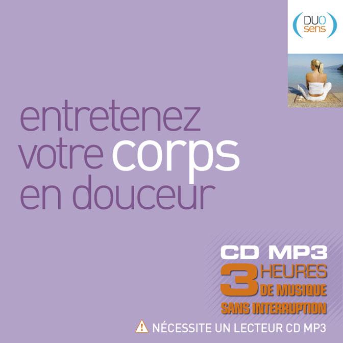 ORIGIN'S - ENTRETENEZ VOTRE CORPS -CD MP3EN DOUCEUR / RELAXATION