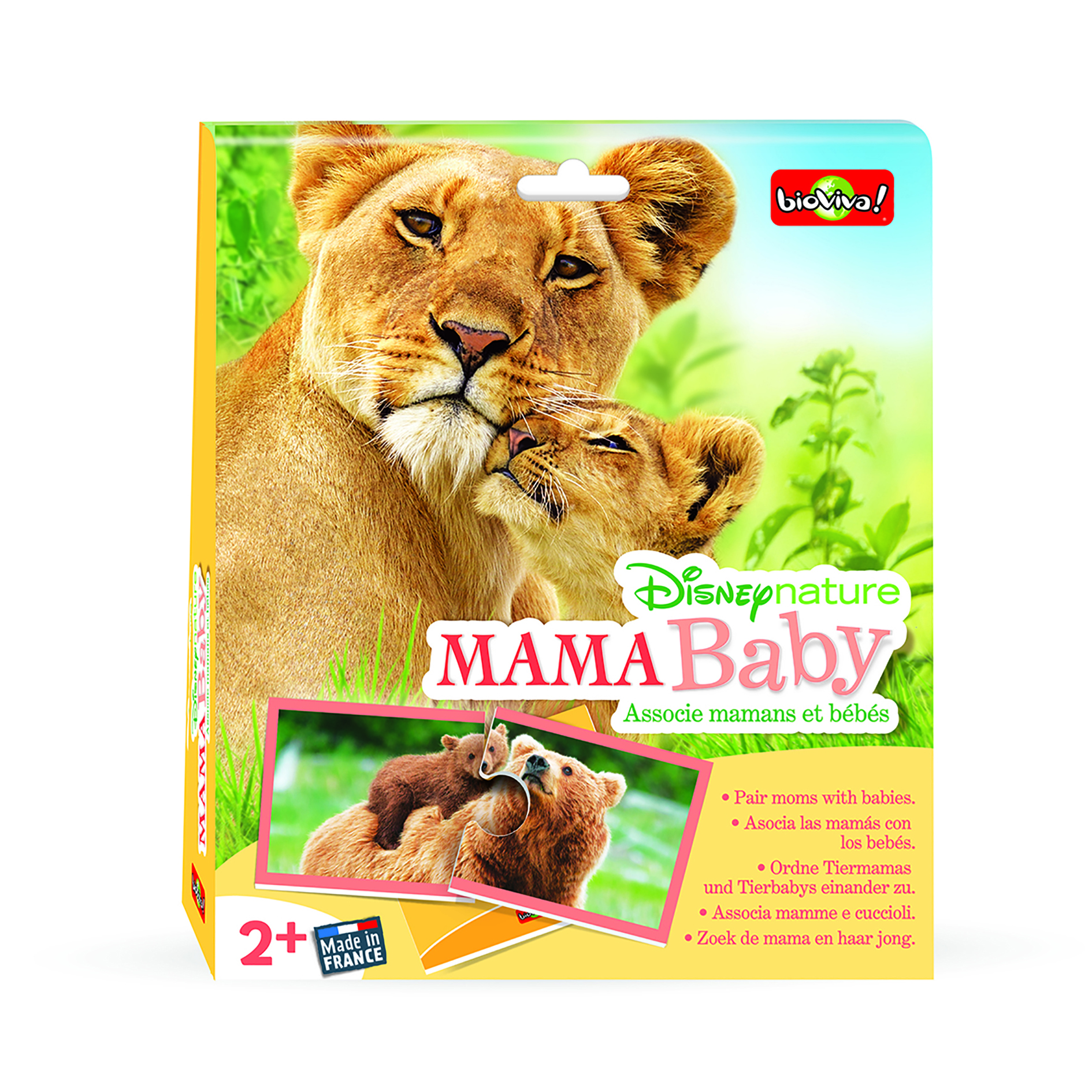 MAMA BABY - DISNEYNATURE