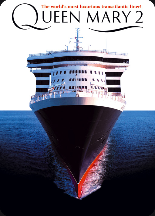 QUEEN MARY 2 - (COFFRET 3DVD )