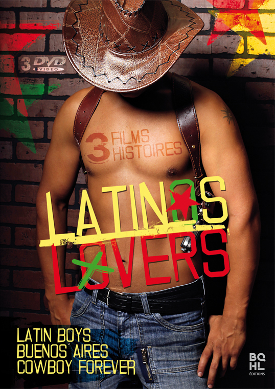 LATINO'S LOVER ( COFFRET 3 DVD)