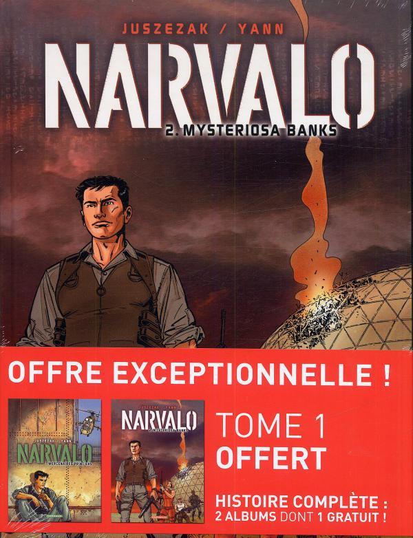 PACK T2 NARVALO + T1 GRATUIT