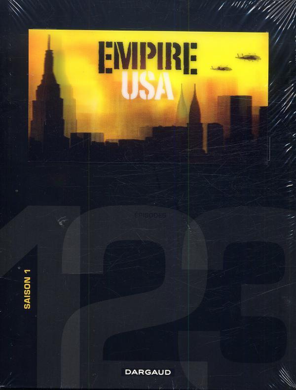 COFFRET EMPIRE USA 1 A 3