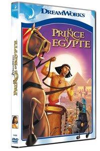 DVD LE PRINCE D'EGYPTE