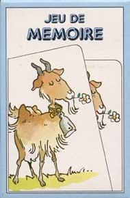 JEU DE MEMOIRE
