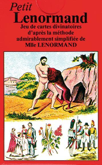 BLISTER - LE PETIT LENORMAND