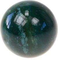 SPHERE HELIOTROPE - 4 CM