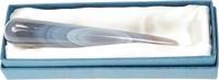 BATON DE MASSAGE AGATE RUBANEE - 1,5 X 10 CM - LA PIECE