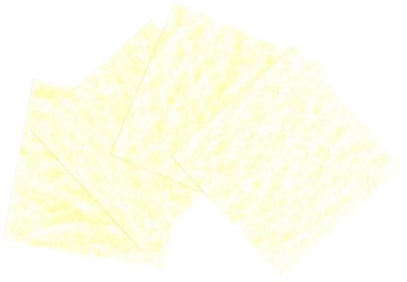 PARCHEMIN VEGETAL - 10 FEUILLES 8X8 CM