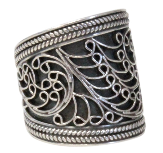 BAGUE TIBETAINE TAILLE 56