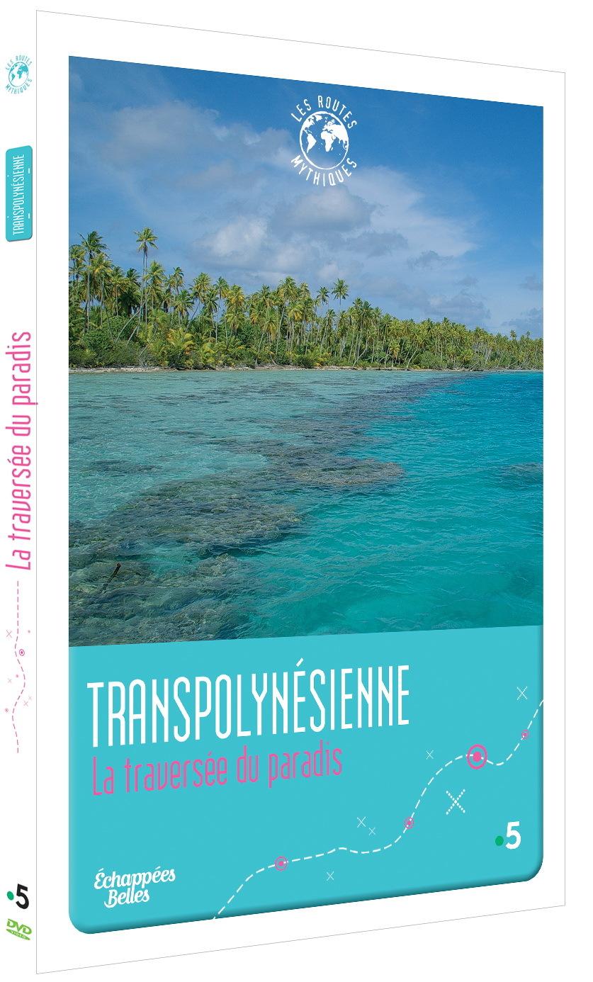 ECHAPPEES BELLES : TRANSPOLYNESIENNE - DVD