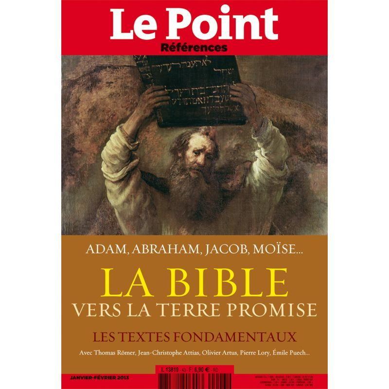 LE POINT REFERENCES N 43 - LA BIBLE